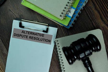 Sensitivity Analysis write on sticky notes isolated on office desk.