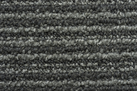 rug texture: black and white gray color of rug texture for background - can use to display or montage on products Stock Photo