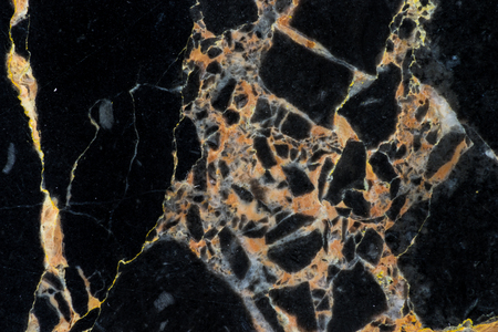 abstract golden black marble pattern design texture interior surface