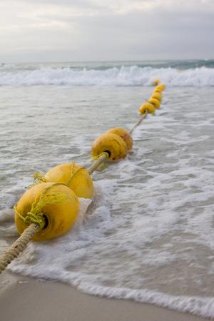 buoyancy: Buoyancy and sea water Stock Photo