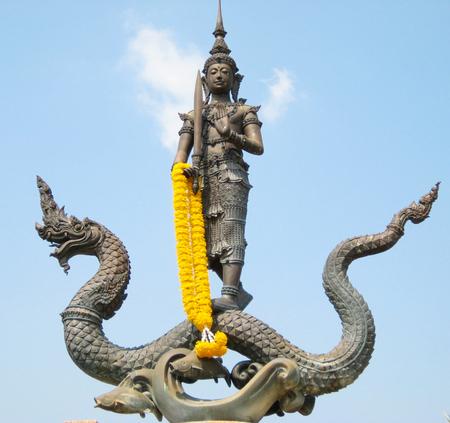 god icon: Rain god in Hinduism,Phraphirun