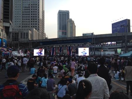 shutdown: Bangkok shutdown