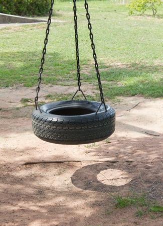 swing seat: Tire swing seat