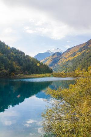 par: Jiuzhaigou nation par