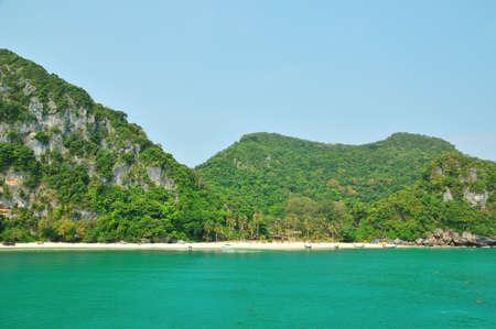 Sea landscape of Koh Samui in Surat Thani provice, Thailand #1
