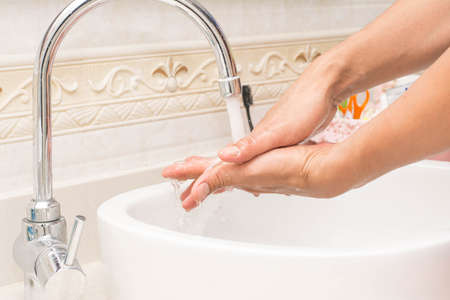 lavage mains: Washing Hands
