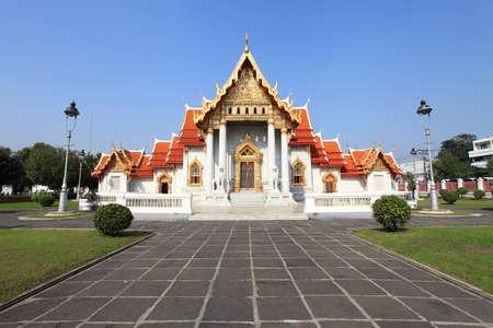 Wat Benjamaborphit, temple in Bangkok