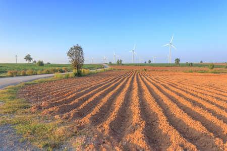 livermore: Wind turbines farm