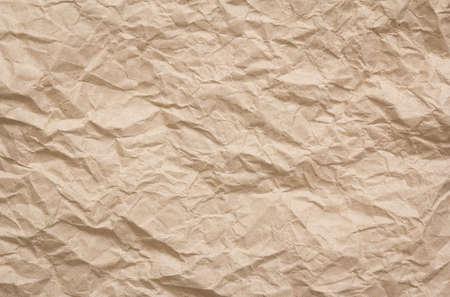 crumpled paper texture Banco de Imagens