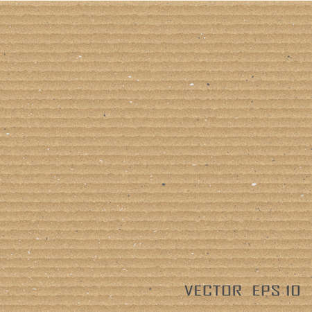 Cardboard texture.Vector illustration.