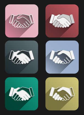 Handshake icoon