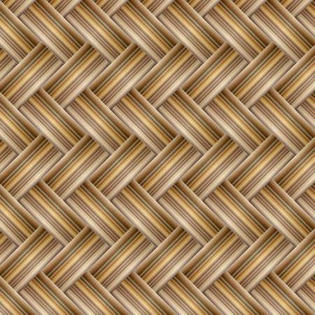 interlace: wicker texture - vector Illustration