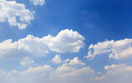 sky clouds: cielo nubes Foto de archivo