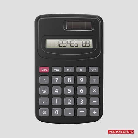 Calculator.Vector イラスト