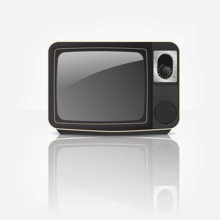 crt: Vintage tv