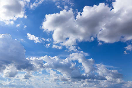 large formation: Cloudy sky