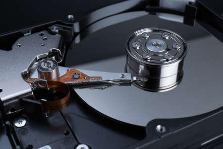 terabyte: Harddisk drive Stock Photo