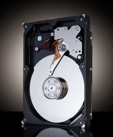 harddisk: Harddisk drive Stock Photo