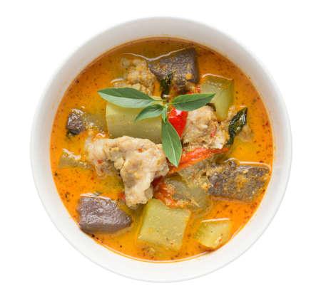 gang: Green Curry with Fish - Gang Kiew Wan