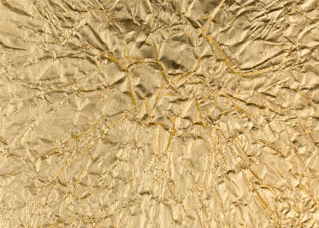 gold colour: Gold foil texture background Stock Photo