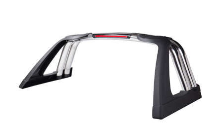 roll bar: roll bar for pickup isolated