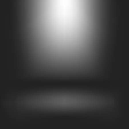 empty space: Abstract black gradient background