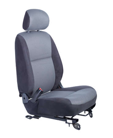 Car seats isolated