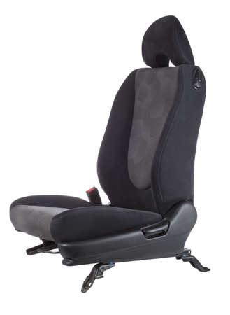 headrest: Car seats isolated.