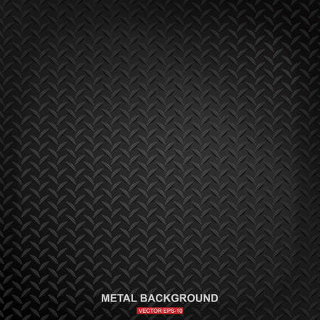 Diamond plate background.Vector illustration