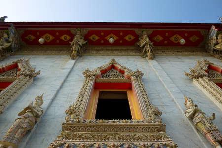 nakhon pathom: Wat Klang Bang Kaew Temple, Nakhon Chaisi, Nakhon Pathom, Thailand
