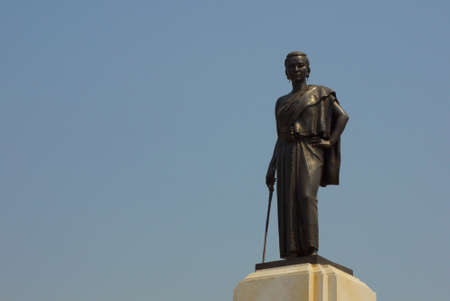 tradional:  Thao Suranaree  is calso called  Khun Ying Mo   She was a wife of King Rama III  She managed to save the city from the invasion of the Laotian army