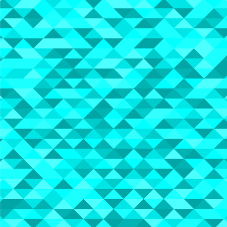 cerulean: Abstract triangle background (Blue color)