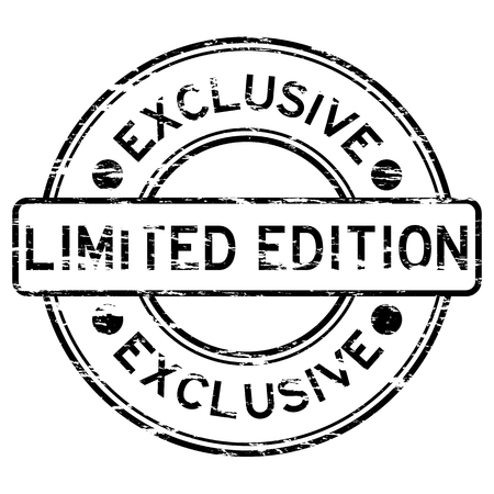 exclusive: Grunged limited edition exclusive stamp