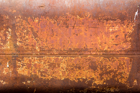 rust red: Dirty rust red metal sheet background