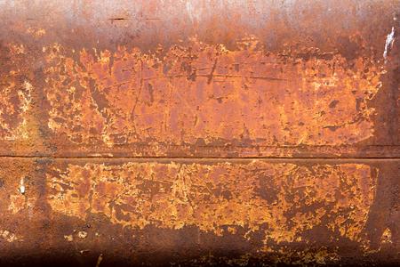 dirty sheet: Dirty rust red metal sheet background