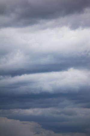 depress: Dark cloud before raining as background