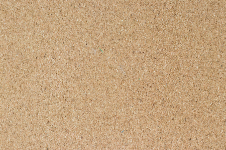 Closed up of brown cork board textured background for decoration
