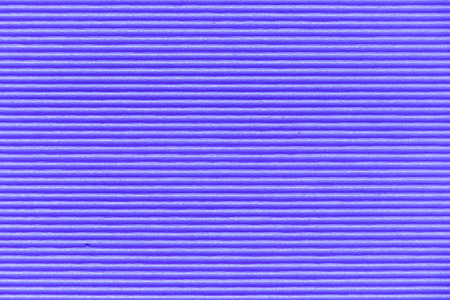 Blue color corrugated paper foam textured background for decoration 스톡 콘텐츠