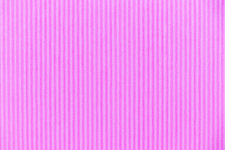 Pink color corrugated paper foam textured background for decoration