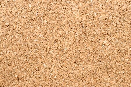 Brown yellow color of cork board textured background Stock Photo - 130134621