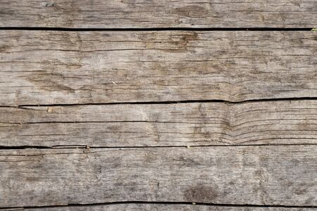 Grunge old brown wooden plate texture background