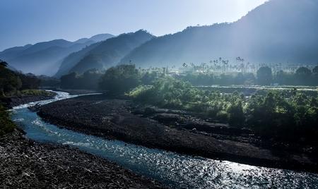 台湾の風景 写真素材