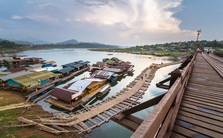sangklaburi, kanchanaburi, Province Asia thailand