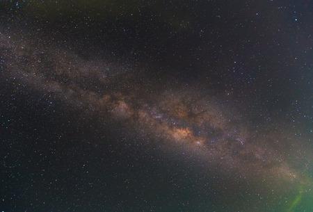 天の川 写真素材