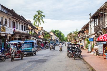 mekong: LUANG PRABANG LAOS