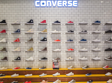 converse: Converse All Star, Converse sneakers in Converse Shop, Siam Discovery