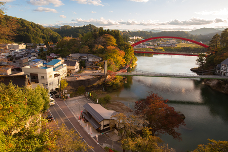 Yanaizu is a town located in Kawanuma District, Fukushima Prefecture, in northern Honshu, Japan