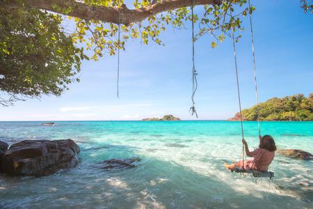 trat: Tropical islands, Trat archipelago, Thailand