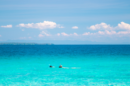 Ko Rang island Thailand Stock Photo