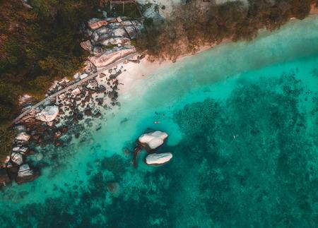 koh tao island at Thailand